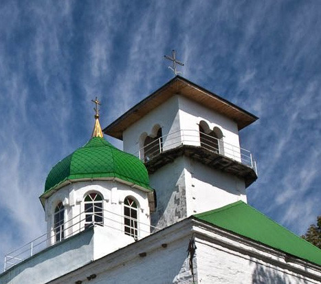 Свято-Михайловский мужской монастырь