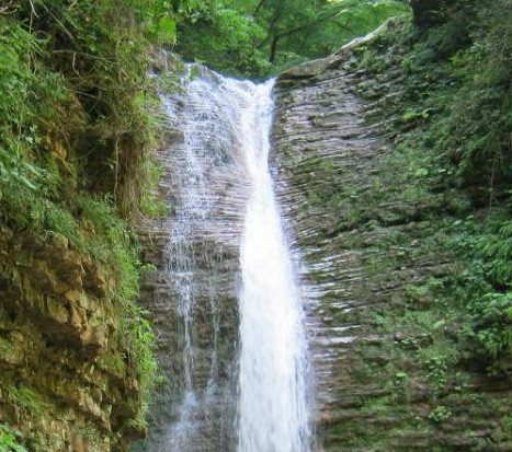 Водопады Краснодарского края, гроты и каньоны