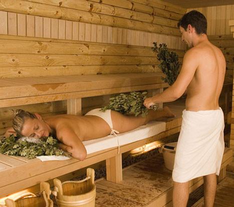 Баня в гостинице Краснодарского края на дровах